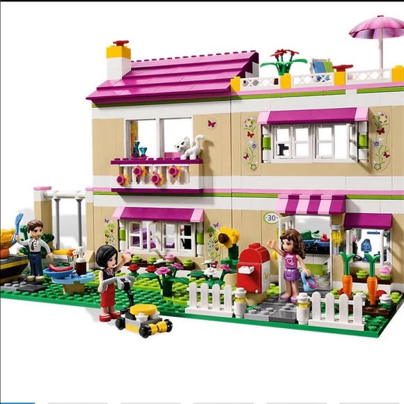 Lego Other 2 Friends Olivias Househeartlake Stable Poshmark